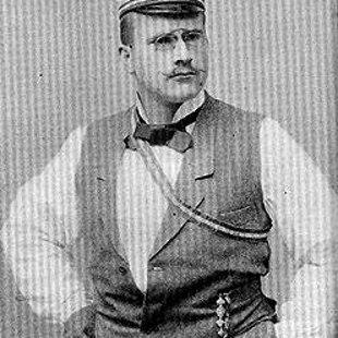 Karls Gustavs Jungs, students, 1895.gads
