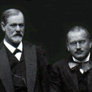 Z.Freids un K.G.Jungs. Iepazīšanās laiks. 1907.gads.
