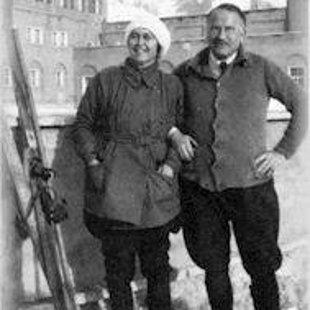 Emma un Karls Gustavs Jungi, 1912.
