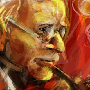 Carl Gustav Jung by Fred Rubim