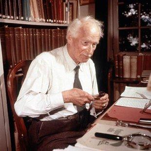 Karls Gustavs Jungs mūža nogalē. Viņa aiziešanas diena bija 6.junijā 1961.gadā.